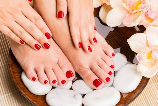 Natural Nail Care For Men, Women & Children